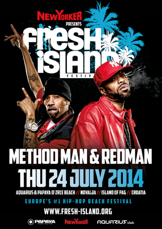Fresh Island Festival July 23-25th 2014